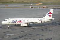 D-ALAJ @ VIE - Aerolloyd Airbus 320 - by Yakfreak - VAP