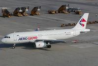 D-ALAR @ VIE - Aerolloyd Airbus 320 - by Yakfreak - VAP