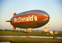 D-LDFM @ DPA - McBlimp.  Became Met Life, then destroyed in San Antonio 6/11/89 - by Glenn E. Chatfield