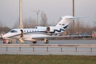 P4-AND @ VIE - Cessna 750 - by Andy Graf-VAP