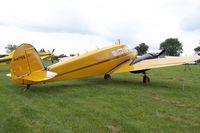 N41759 @ IA27 - Cessna Twin - by Floyd Taber