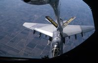 UNKNOWN - Refueling A-7s over Estherville, IA - by Glenn E. Chatfield
