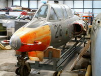 216 - CM-170/Irish Air Corps Museum/Baldonnel - by Ian Woodcock