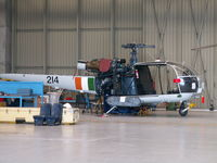 214 - SA 316B Alouette III/Baldonnel - by Ian Woodcock