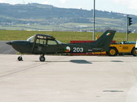 203 - Cessna FR-172H/Irish Air Corps/Baldonnel - by Ian Woodcock