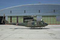 5D-HT @ LNZ - Austrian Air Force Bell 212