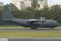 130342 @ SJU - Canadaian Air Force Lockheed C130 Hercules - by Yakfreak - VAP