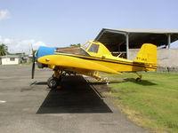 6Y-JKM @ MKBS - 1976 S-2R- 1820   Serv- Aero Viper 1200 Mod - by Nigel Beek