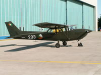 203 - Cessna FR-172H/Irish Air Corps/Baldonnel