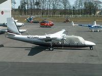 N125MM - Turbo Commander 690C/Weston,Co Kildare - by Ian Woodcock