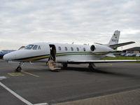 N560TH @ EGBJ - Cessna 560XL Citation - by Robert Beaver
