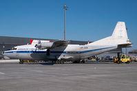 UR-UCK @ VIE - Ukrainian Cargo Airways Antonov 12 - by Yakfreak - VAP