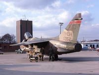 70-1052 @ SGH - A-7D of the Springfield ANG, later replaced by F-16s - by Glenn E. Chatfield