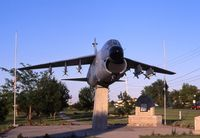 71-0334 - Mounted at Veteran's Memorial, Altoona, IA - by Glenn E. Chatfield
