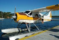 N9766Z @ CYGG -  DHC-2 Beaver Mk.1 - by John Olafson