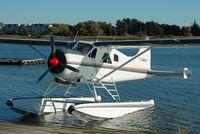 C-GBVR @ CYVR - DHC-2 Beaver Mk.1 - by John Olafson