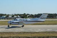 N312AR @ DAB - Beech 300 - by Florida Metal