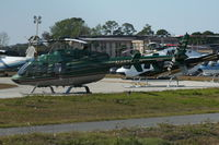 N407P @ DAB - Bell 407
