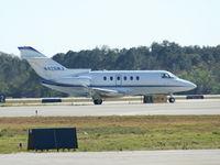 N426MJ @ DAB - Hawker 850XP