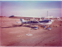 N8072F @ PEQ - Cessna 150 I owned in 1981 - by Jimmy Lammers