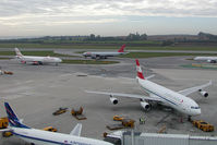 C-GZIA @ VIE - Canada 3000 Airbus A340-300 - by Yakfreak - VAP