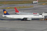 D-AIRC @ VIE - Lufthansa Airbus 321