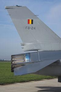 FB-24 @ LKTB - Belgian F-16