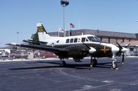 66-18024 @ DPA - When still active as U-21A 66-18024 - by Glenn E. Chatfield