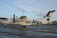 OE-LKD @ VIE - Air Alps Aviation Dornier 328