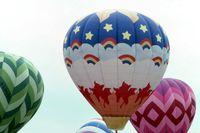 UNKNOWN - Balloon Races in Aurora, IL - by Glenn E. Chatfield