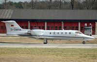 D-CMRM @ FRA - Gates Learjet 31A - by Volker Hilpert