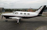D-ETJG @ ZQW - Piper PA-46-350P - by Volker Hilpert