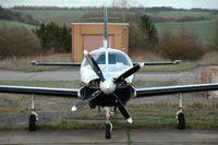 D-EURS @ ZQW - Piper PA-46 - by Volker Hilpert