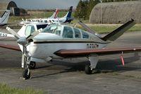D-EGHZ @ ZQW - Beechcraft V35B - by Volker Hilpert