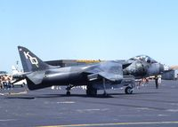 161574 @ ARR - AV-8B Harrier for the open house event - by Glenn E. Chatfield