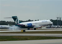 N896AT @ DAB - Air Tran