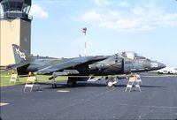 162950 @ ARR - AV-8B parked for next day's show - by Glenn E. Chatfield