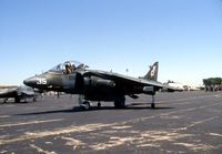 162950 @ ARR - AV-8B taxiing for departure - by Glenn E. Chatfield