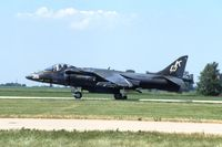 162950 @ ARR - AV-8B takeoff roll - by Glenn E. Chatfield