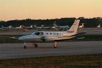 N4441T @ DAB - Cessna 441