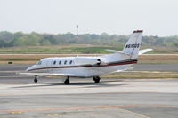 N616QS @ PDK - Taxing to Signature Flight Services - by Michael Martin