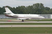 N226QS @ PTK - Net Jets Falcon 2000