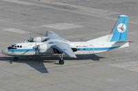 ER-46685 @ VIE - Air Moldova Antonov 24