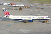 G-BIKB @ VIE - British Airways Boeing 757-200