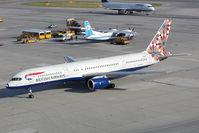 G-BIKT @ VIE - British Airways Boeing 757-200
