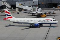 G-BUSF @ VIE - British Airways Airbus 320