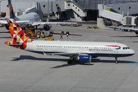 G-BUSG @ VIE - British Airways Airbus 320