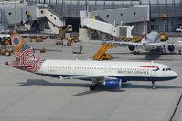 G-BUSJ @ VIE - British Airways Airbus 320