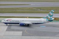 G-DOCC @ VIE - British Airways Boeing 737-400