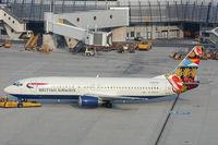 G-DOCH @ VIE - British Airways Boeing 737-400